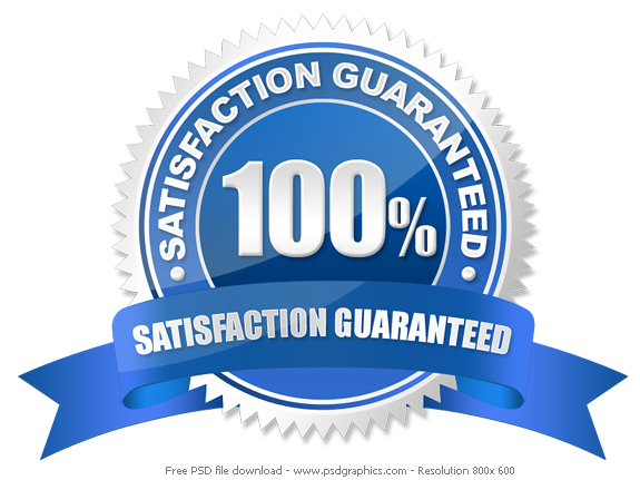 Ultraclean guarantee seal