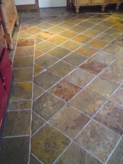 Cleaning Old Tile Floors Bathroom